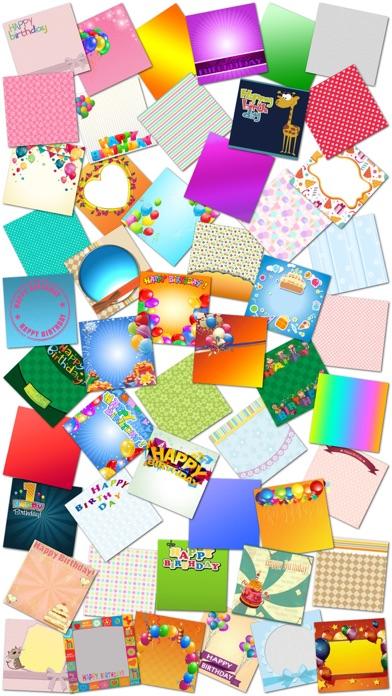Alles Gute zum Geburtstag Frames und IconsScreenshot von 2