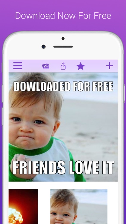 Meme Maker Hd - The Best Meme Generator screenshot-3