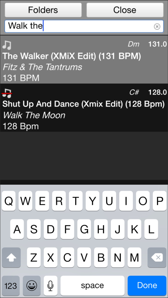 VirtualDJ Remote by Atomix Productions America Inc  (iOS