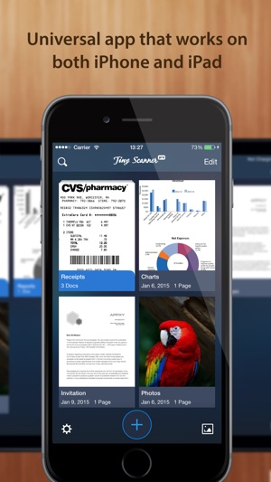 Tiny Scanner PDF Scanner To Scan Document Receipt Fax On The - Invoice scanner app