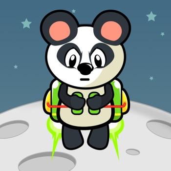 Moon Tap - The panda invasion