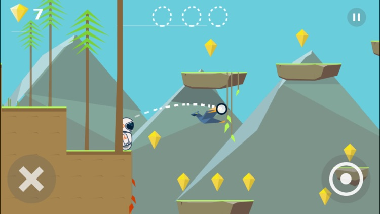 Zamp Adventures - Indie Space Adventure 2D Platformer
