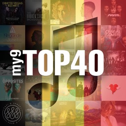my9 Top 40 : BE charts musicaux