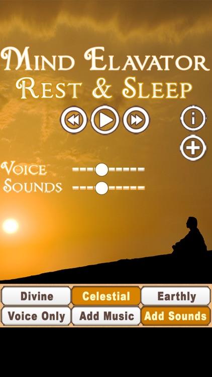 Rest & Sleep Meditation screenshot-3