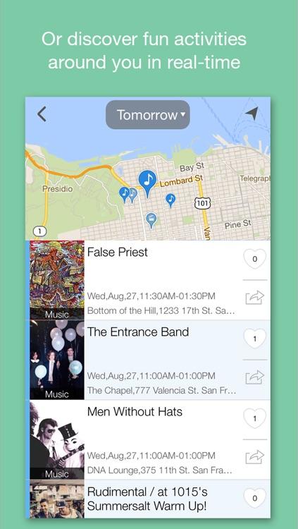 Kiwi Calendar - Social Calendar App