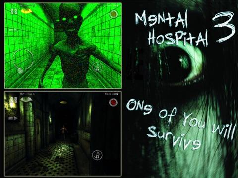 Скачать игру Mental Hospital III
