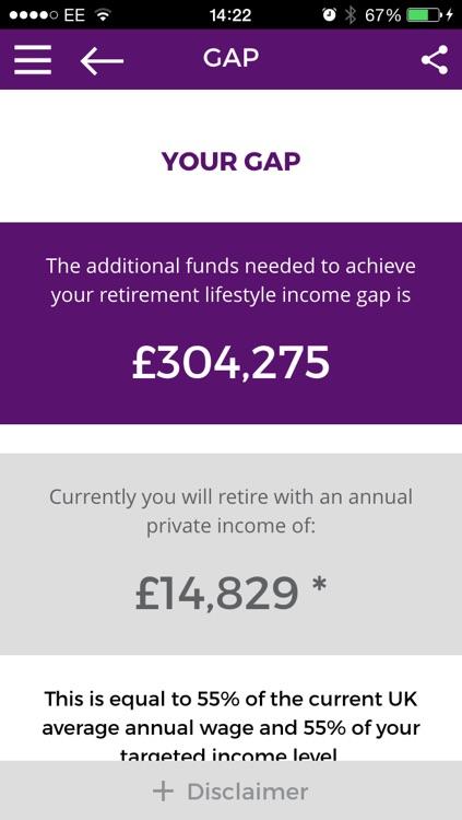 Alan Steel Asset Management Pension Gap