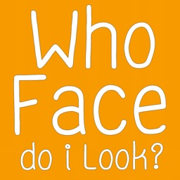 Who Face do i look?