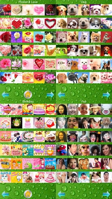 Stickers+ Fun Emotion Gif Photo for Messengerのおすすめ画像5