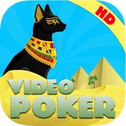 Video Poker HD - Mummies Revenge