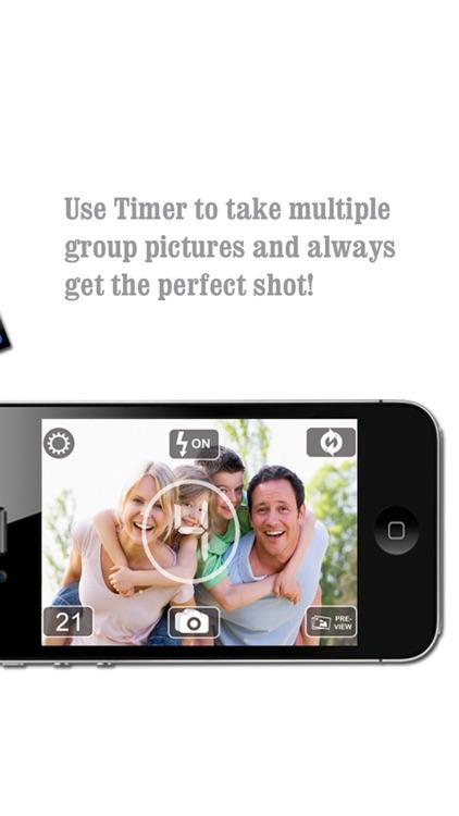 FastPix - Fastest Touch Burst Pic Cam screenshot-3