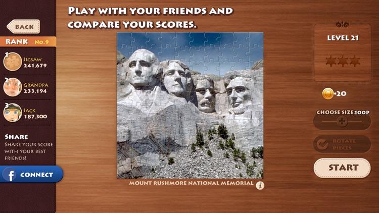 Jigsaw Journey™ - FREE Puzzle Game screenshot-4