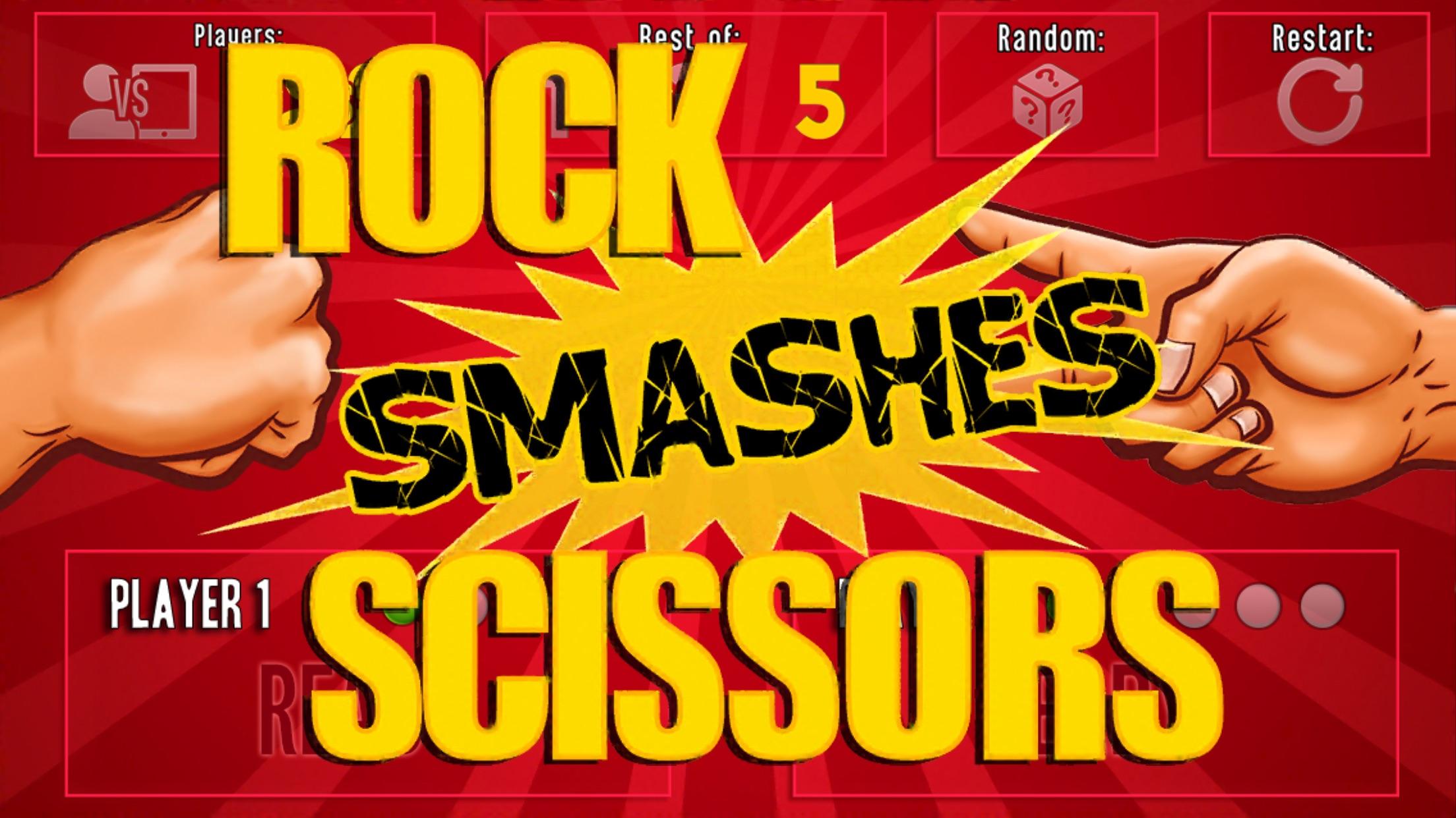 Rock Paper Scissors (RPS) Screenshot
