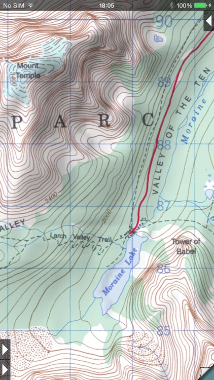 Topo Maps screenshot-0
