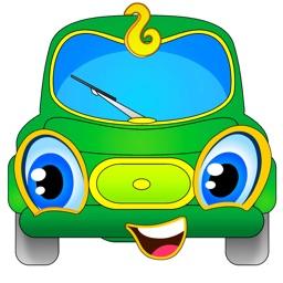 Транспорт для детей в вопросах и ответах!