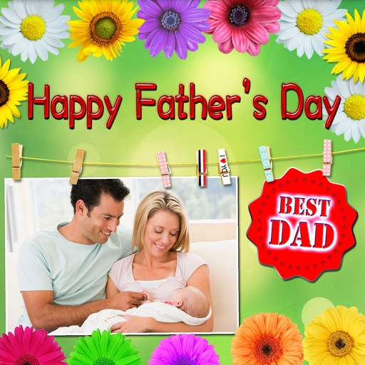 Father's Day Cards and Posters iOS App