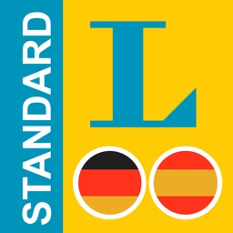 Spanish <-> German Talking Dictionary Standard