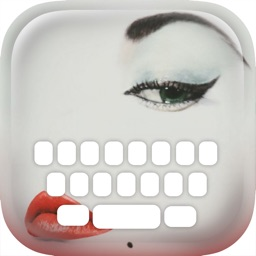 Custom Keyboard Vintage : Color & Wallpaper Themes in The Best Designs Collection Style