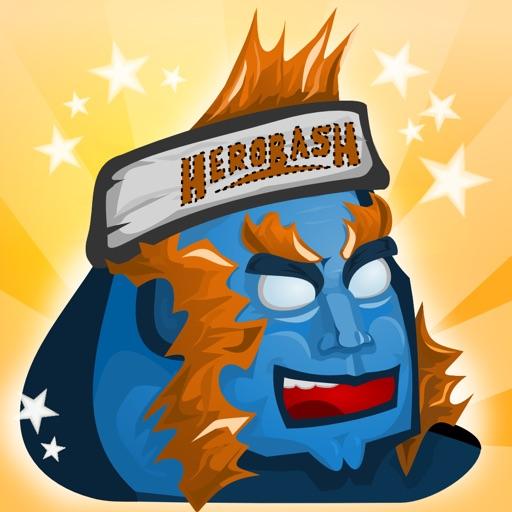 Hero Bash (Brawler / MOBA)