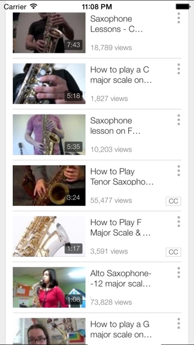download How to Play The Saxophone - Saxophone for Beginners apps 1