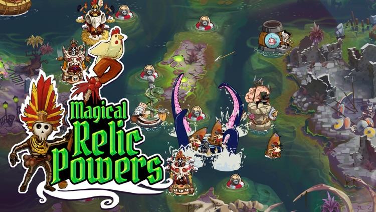 Pirate Legends TD screenshot-4