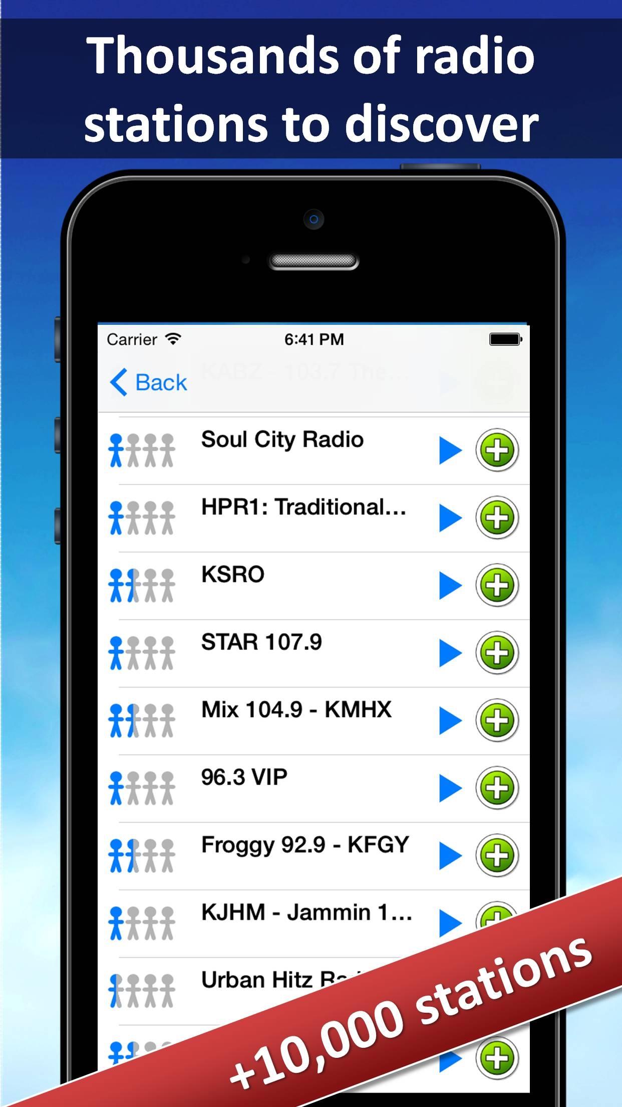 Radio.FM Screenshot