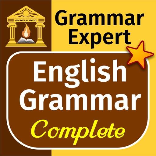 Grammar Expert : English Grammar Complete icon