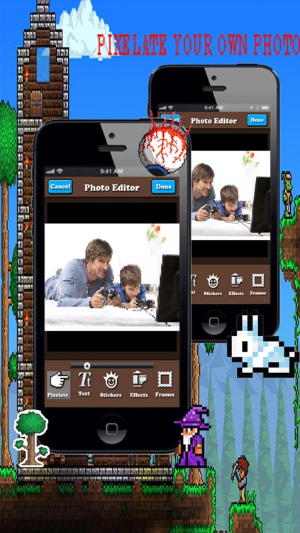 Cartoonize Yourself with Photo Editor  for Terraria Pro screenshot-4