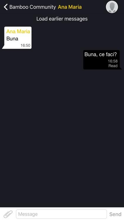 Bamboo Club screenshot-4