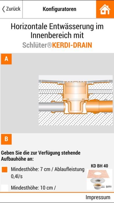 Schlüter-SystemsScreenshot von 3