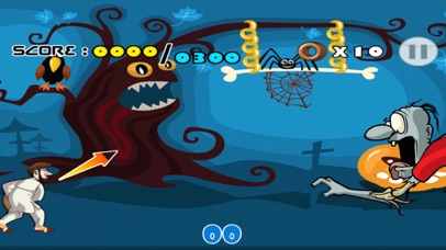 Zombie Toss Free - Ring Throwing At The Farm screenshot two