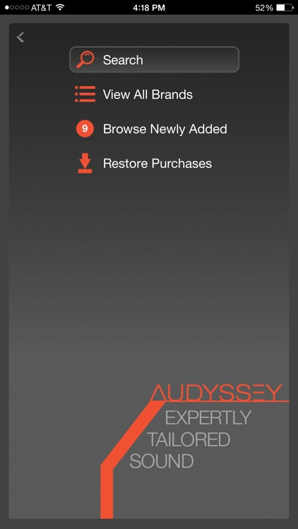 Audyssey Music Player screenshot-3