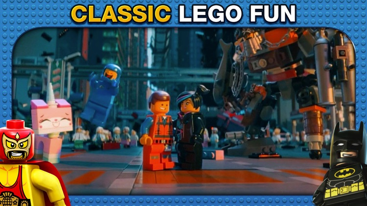The LEGO® Movie Video Game screenshot-4