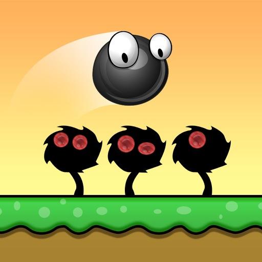 Темная материя - прыгающий мяч Мир Goo издание!