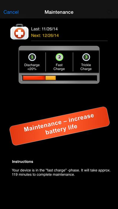 iBattery Pro - Battery status and maintenanceのおすすめ画像4