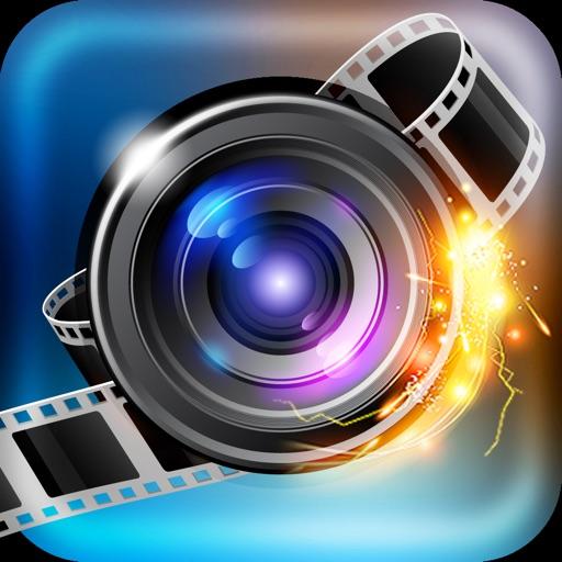 Action Pic-FX : Ultimate 360 Camera Movie Effects Art Studio Editors XL! iOS App