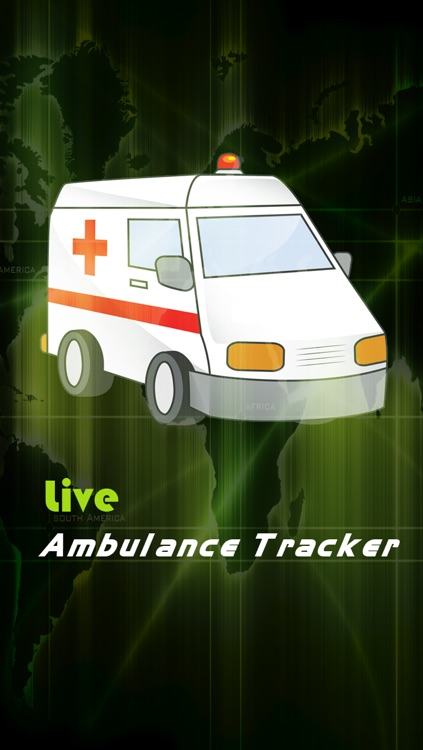 Ambulance Tracker - World Live Status