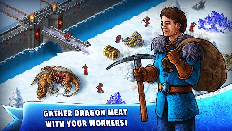 WinterForts: Exiled Kingdom Empires at War (Strategic Battles and Guilds) screenshot-3
