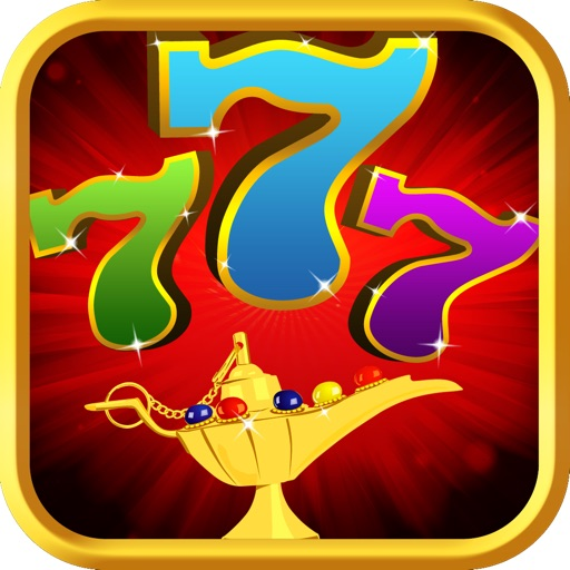Ace Arabian Casino Slots - Magic Genie Jackpot Big Win Adventure Slot Machine Game Free