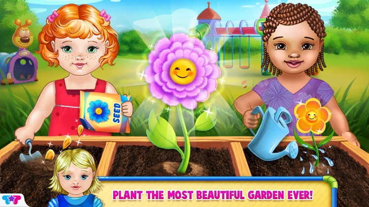 Baby Playground - Build, Play & Have Fun in the Park screenshot-3