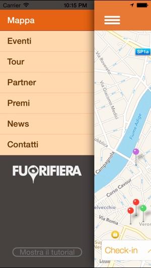Fuori Fiera - Business by day, pleasure by night Screenshot