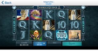 National-Lottery.com Casino screenshot four