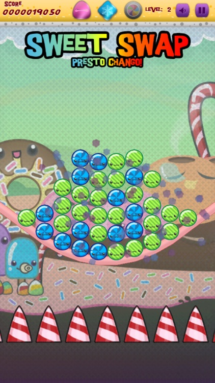 GumTrix - Free - Stretchy candy matching fun for everyone screenshot-3