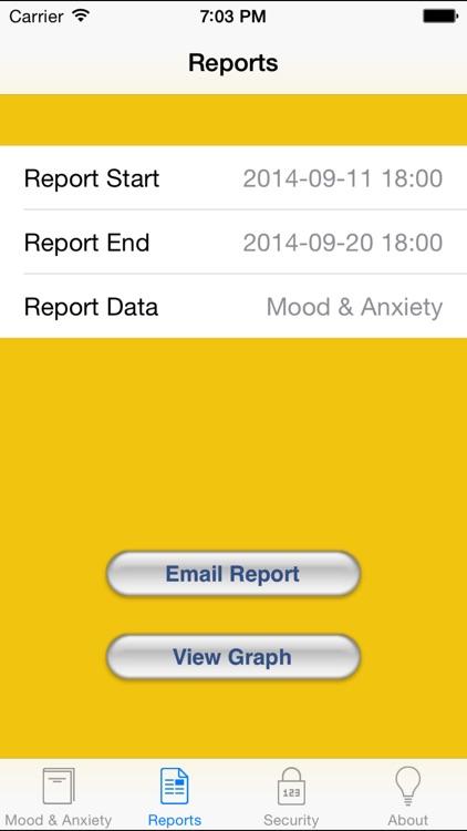 Mood & Anxiety Diary