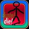 点击获取Stick-Man Skate-Board Extreme Trick Pocket Game Free