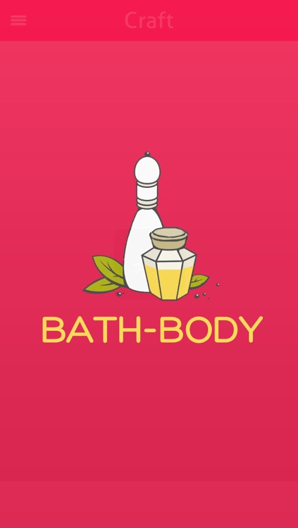 Bath & body DIY tools