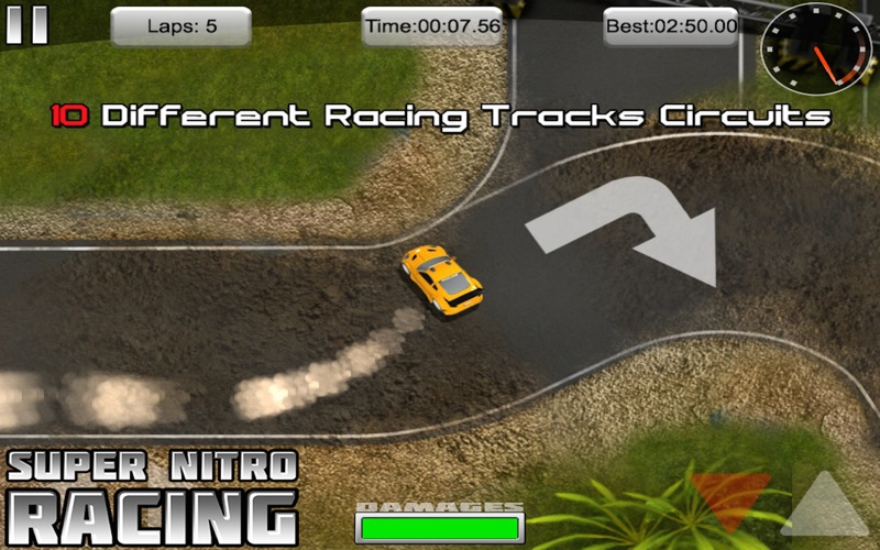 Super Nitro Racing screenshot 2