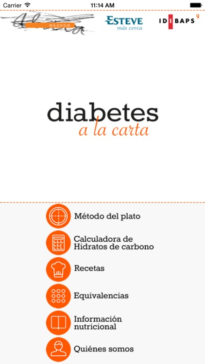 Diabetes a la carta screenshot-0
