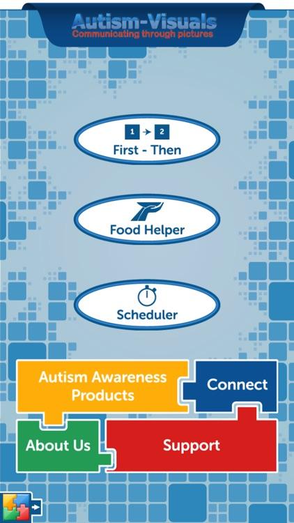 Autism Visuals -- A Communication Tool for Parents of Autistic Children