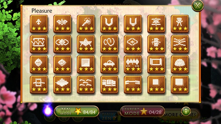 Amazing Mahjong: Zen screenshot-2